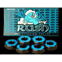 Rodajes Rush De Titanium Abec 7 Para Skateboard