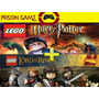 Lego The Lord Of The Rings & Lego Harry Potter: Years 5-7