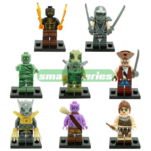 Figuras Compatibles Con Lego De League Of Legends - $ 280.00 en ...