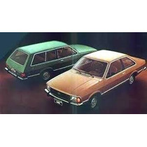Kit Vidro Eletrico Corcel 2 Belina 2 1982 A 1991