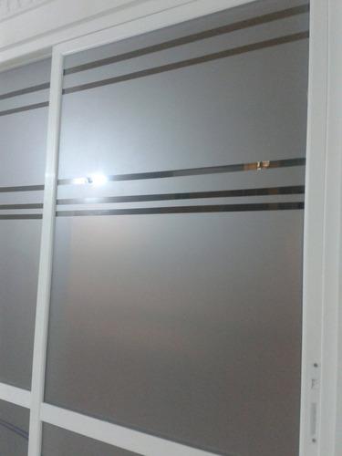 Adhesivos para vidrios opalizados esmerilado x - Papel adhesivo para puertas ...