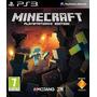 Minecraft Play Station 3 Edition Nuevo Físico. Colegiales.