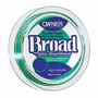 Linha Broad Owner 300mts 0,60mm