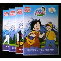 Heidi La Serie Completa+soundtrack+candy Candy En Español