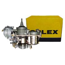 Carburador Esquerdo Fusca 1300 / Brasília Alcool 79/83 Solex
