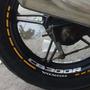 Friso + Adesivo Interno Refletivo Roda Moto Honda Cb 300 R