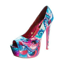 Zapatillas Iron Fist Under The Sea Sirenas Col. 2014 5mx