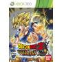 Juego Dragon Ball Z Ultimate Tenkai Xbox 360 Ibushak Gaming