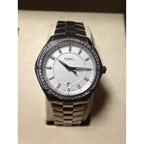 Elegantérrimo Relógio Suíço Ebel - Sports Classic Diamante