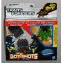 Transformers Bot Shots Nemesis Prime, Megatron, Acid Storm