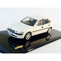 Miniatura De Chevrolet Vectra Gls 2.2 1998 Branco 1:43 Ixo