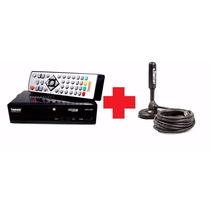 Conversor Digital Tomate Mcd 888 + Antena Digital