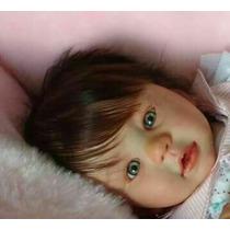 Bebê Reborn Molde Kylin ( Sob Encomenda )