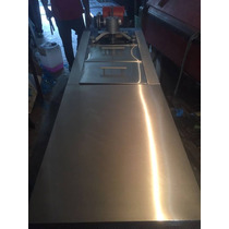 Tanque Fabricador De Paletas De Hielo Capacidad De 3 Moldes
