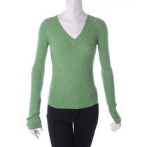 Suéter Verde Aeropostale