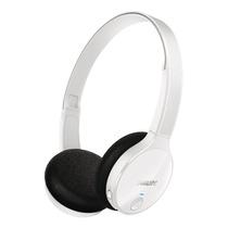 Audífonos Bluetooth Philips Shb4000 Blanco
