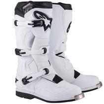 Botas Alpinestars Tech 1 White Original Enduro Cross Atv Fas