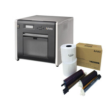 Impresora Hiti P520l Y Accesorios Con Papel 6x8 O 4x6