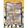 Kit Imprimible Fiesta Pinguinos De Madagascar Pdf Perso.