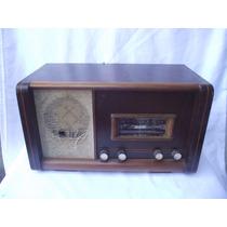 Antigo Radio De Mesa Valvulado (cod.1703)