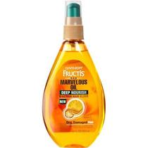 Garnier Fructis Aceite Maravilloso Profundo Nutrir 5,acción