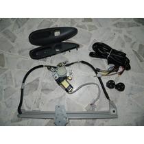 Elevadores Electricos Para Ford Fiesta Y Curier