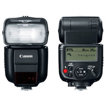 Flash Canon Speedlite 430ex Iii + Difusores