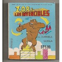 Capulinita Mini Zor Y Los Invencibles Vs King Kong De 1984