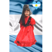 Disfraz Completo Dama Antigua Paisana Negrita Caballero Coya
