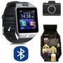 Smartwatch Dz09 - Camara, Chip, Teléfono