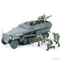 Tanque Tamiya Oruga Hanomag Sdkfz 251/1 Armar / No Revell