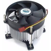 Cooler Master Socket 775 Para Intel Dissipador Parafusado