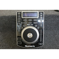 Player Mp3/cd/usb Com Prato Ndx400 Numark ( No Estado)promo