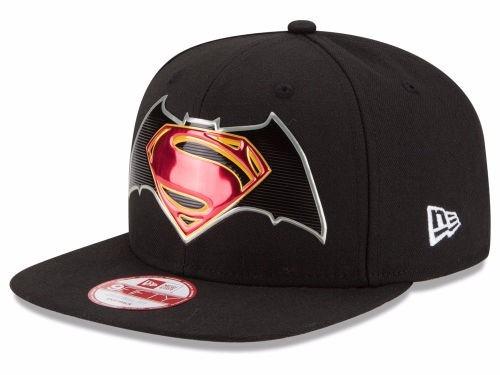 Gorra Oficial Batman Vs Superman - New Era Snapback -   1 7eb039de1fb