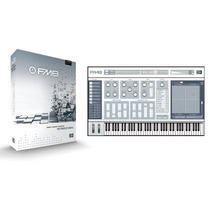 Native Instruments Fm8 Sintetizadores-kontakt- Vst Mac E Pc