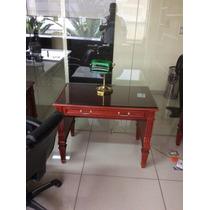 Mesa Para Computadora Lopez Morton Modelo Regencia