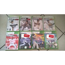 Juegos De Beisbol Para Xbox 360 Mlb Major League Baseball