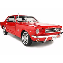 Ford Mustang 1964 -1/2 - Welly 1.18