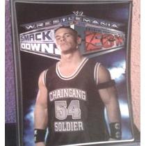 Carton De John Cena(wwe)
