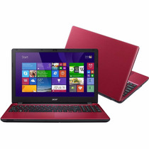 Notebook Acer E5-571-376t Intel I3 4gb Ram 1tb Hd Dvd 15.6