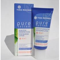 Yves Rocher Crema Rostro Pure System Piel Grasa Acne