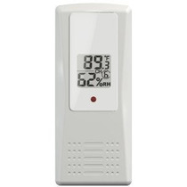 Ambient Tiempo F007th Wireless Termo-higrómetro Para Ws-07 E