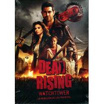Dvd Rebelion De Los Muertos ( Dead Rising Watchtower ) 2015