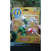 Rex Del Viejo Oeste Y Hamm Toy Story Imaginext. Juguetiness