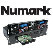 Numark Cdn77 Usb Cd Player Dual Profesional Para Dj, Mp3