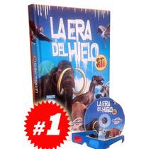 La Era Del Hielo 3d 1 Vol + 1 Dvd. Nuevo Y Original