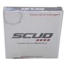 Disco De Embreagem (kit) Xr250 Tornado / Cbx250 Twister Scud