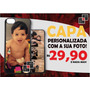 Capa Personalizada Foto Iphone 4 4s 5 5c 5s 6 6s 6 Plus Se