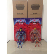 Figura He-man / Skeletor Los Amos Del Universo 30cm Mattel!