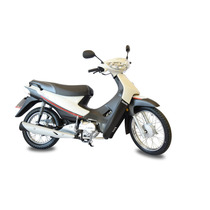 Moto Zb 110cc Con Arranque Electrico Blanco Zanella 0km 2016